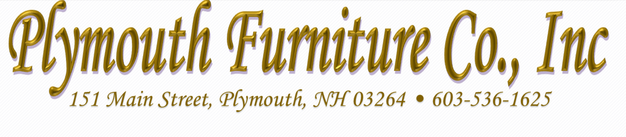 Plymouth Furniture Co.